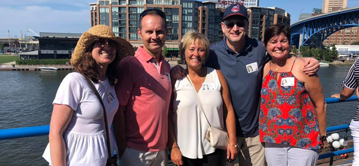 Class of '84 Celebrates 35th with Three Events
